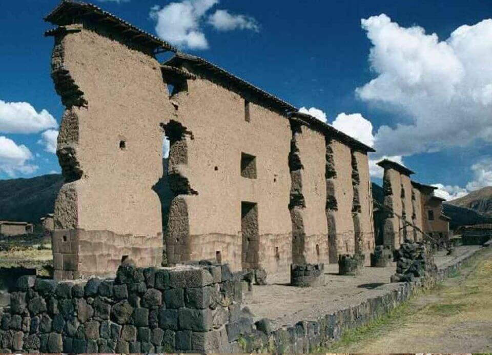 Raqchi, conoce el Templo de Huiracocha