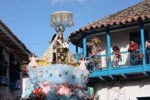 La fiesta de la Virgen del Carmen, una mágica Festividad