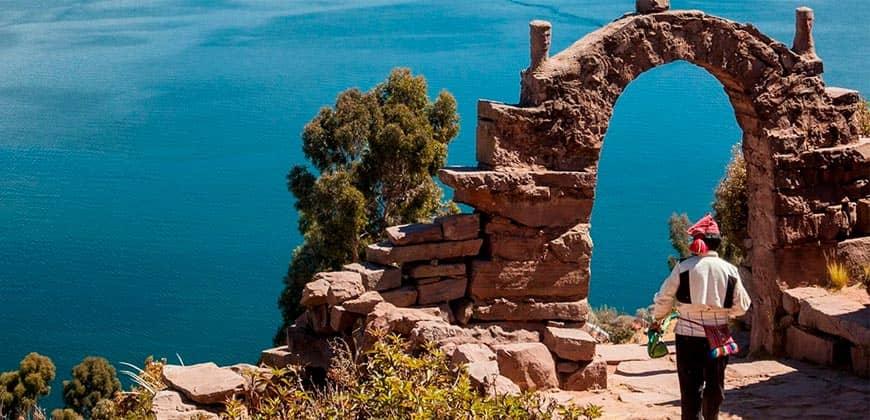Isla Amantaní, bello lugar para conectar con la naturaleza