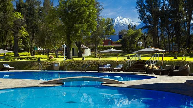 10 mejores hoteles en Arequipa