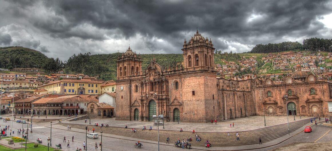 Iglesias del Cusco: Catedral de Cusco