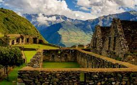 """Choquequirao es considerada la """"Hermana Menor"""" de Machu Picchu"""