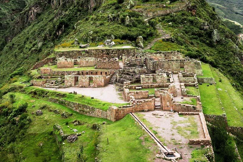 Complejo Arqueológico de Pisac