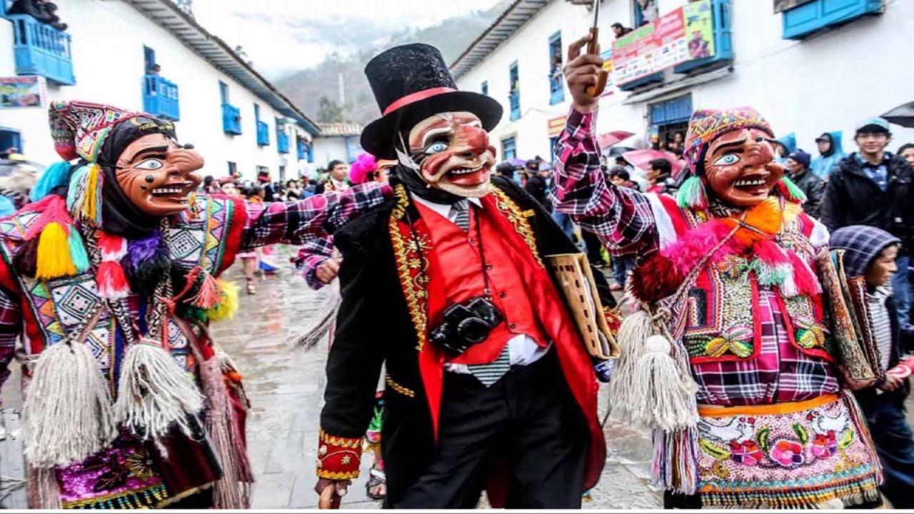 Costumbres de Cusco