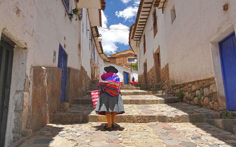Rincones y barrios tradicionales