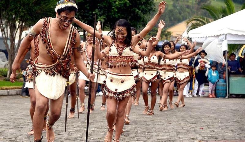 Danzas típicas de la selva peruana