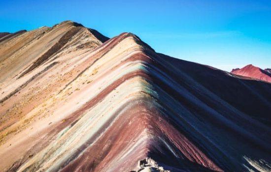 foto destacada de Montaña de 7 colores, ruta fácil