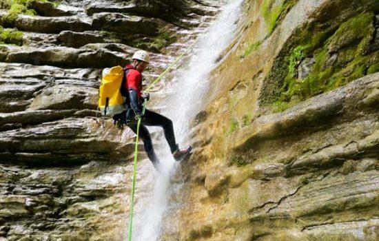 Foto destacada de Canyoning en Pisac
