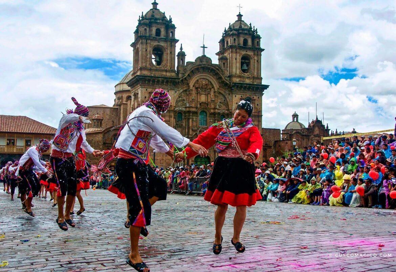 Principales fiestas y festividades del Cusco