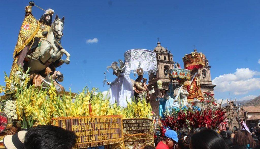 Fiesta Tradicional de Corpus Christi