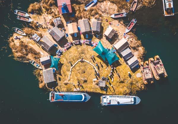 foto destacada de isla uros