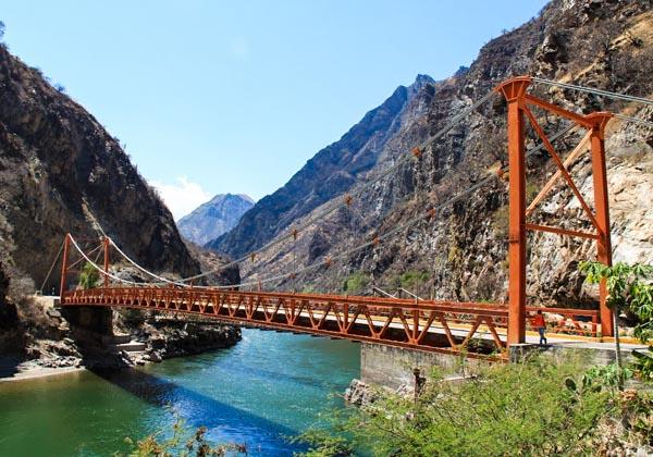 Foto destacada del Salto del puente Cunyac