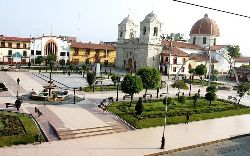 Lugares para visitar en Huancayo