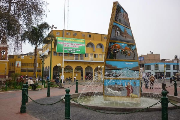 8 Lugares para visitar en Huaral