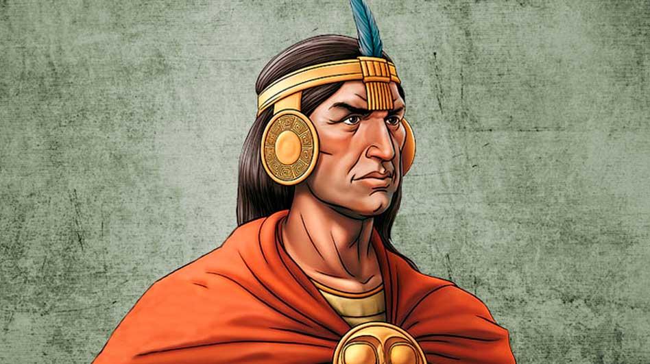 Conoce al inca Pachacútec