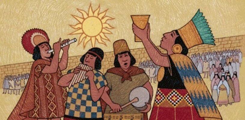 La organización cultural inca