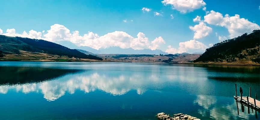 La Laguna de Huaypo, un bello y mágico lugar