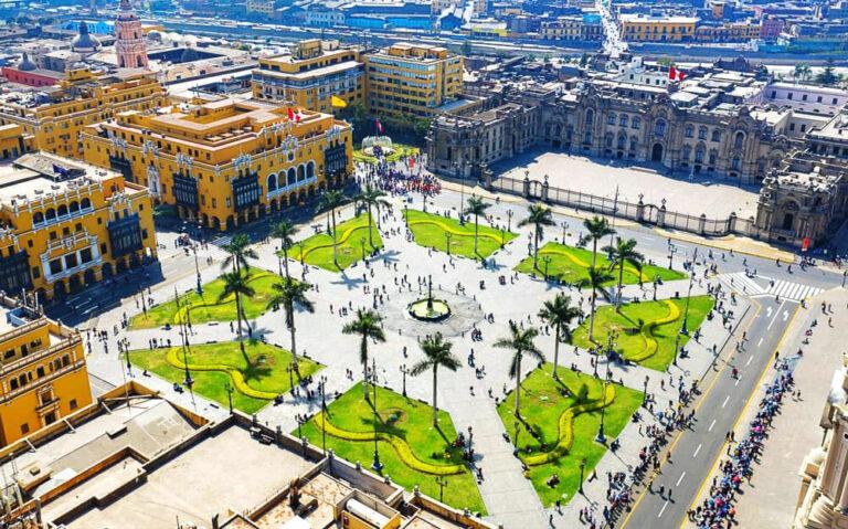 Lugares para visitar en Lima