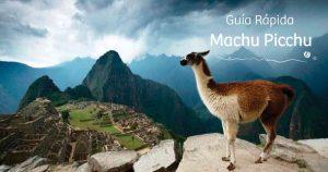 guia de viajes a machu picchu 2017