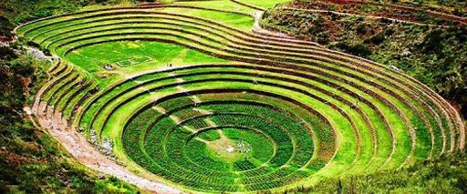 Moray, el antiguo laboratorio inca en Cusco