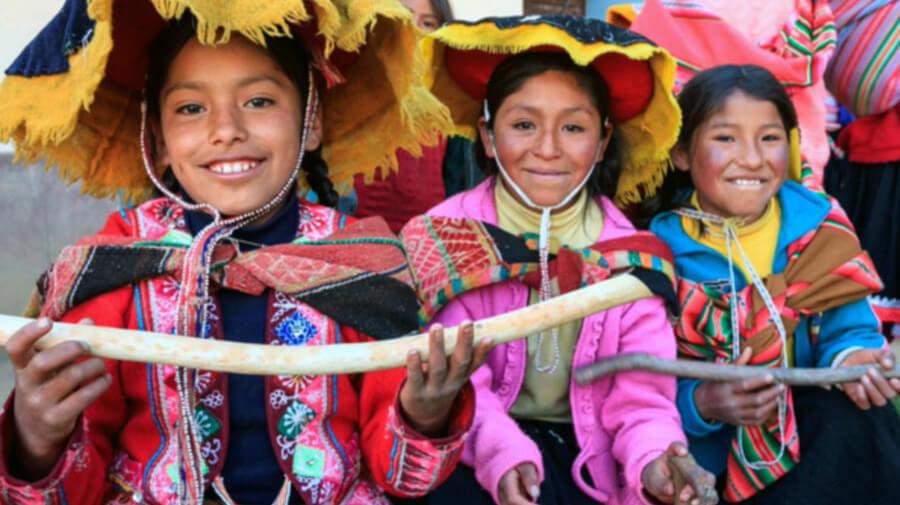 Nombres en quechua para mujeres
