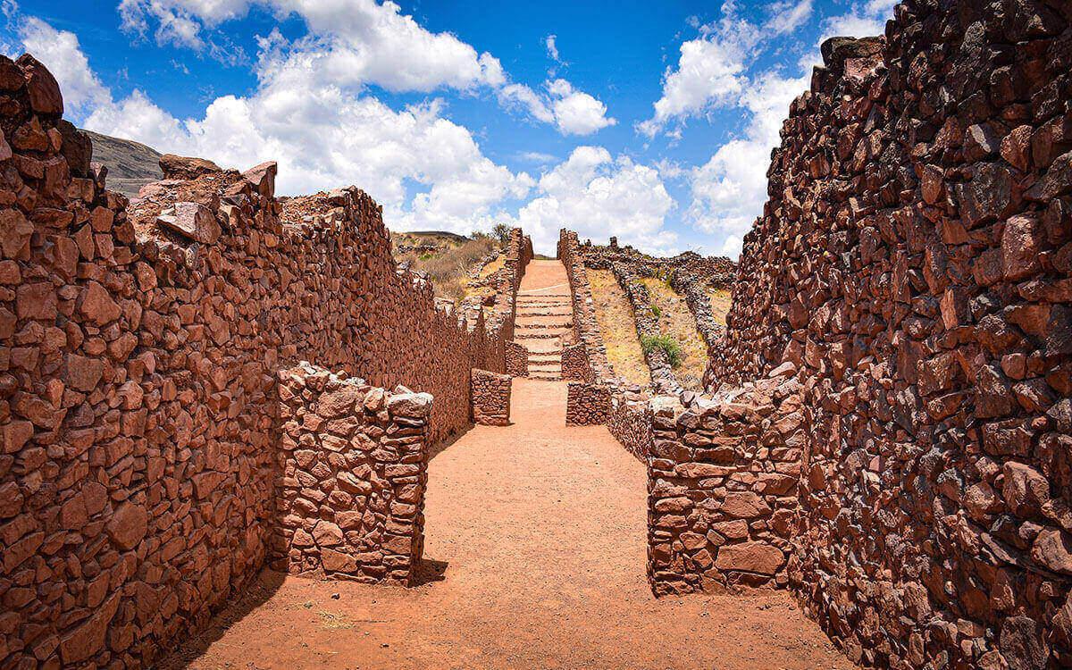 Visita el Parque Arqueológico de Piquillacta