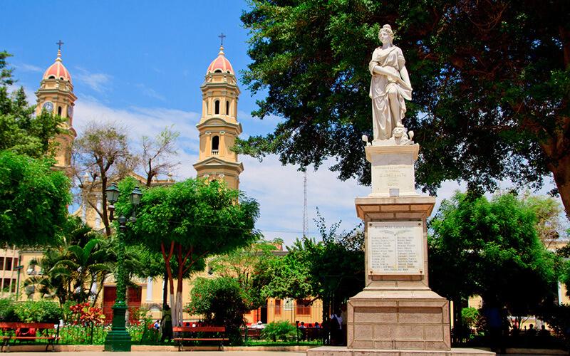 Lugares para visitar en Piura