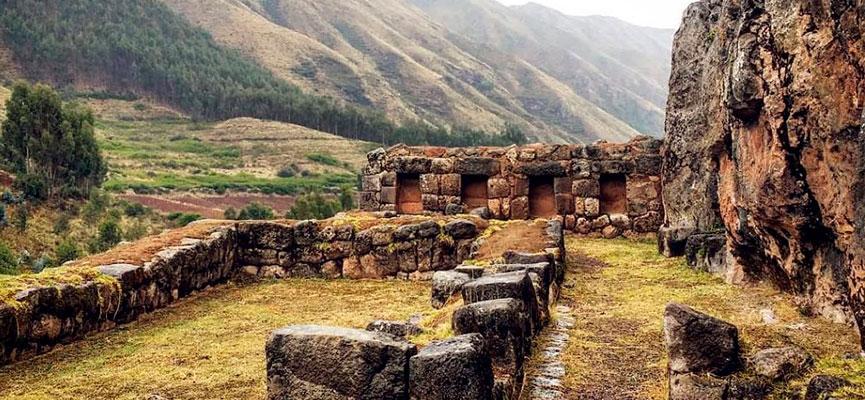 Sitio arqueológico de Puka Pukara