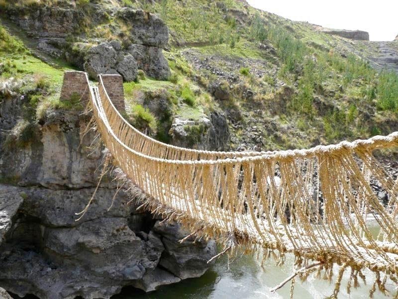 Puente Inca Queswachaka