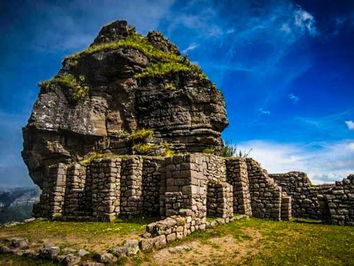 Sitio arqueológico de Waqrapukara