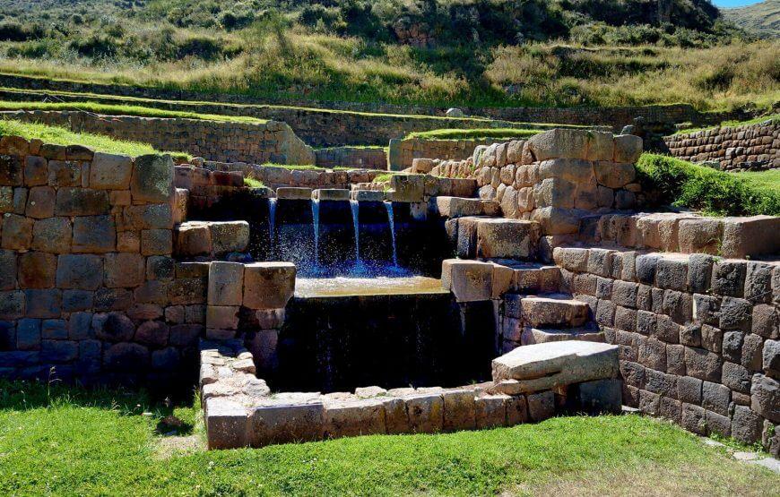 Parque arqueológico de Tipón, descubre su increíble sistema de irrigación