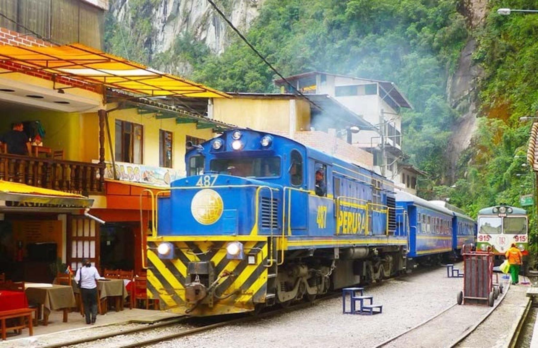 Guia sobre Trenes a Machu Picchu