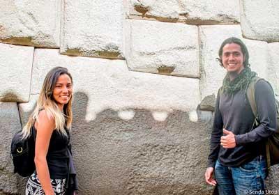 La piedra de los 12 ángulos, un atractivo turístico de Cusco