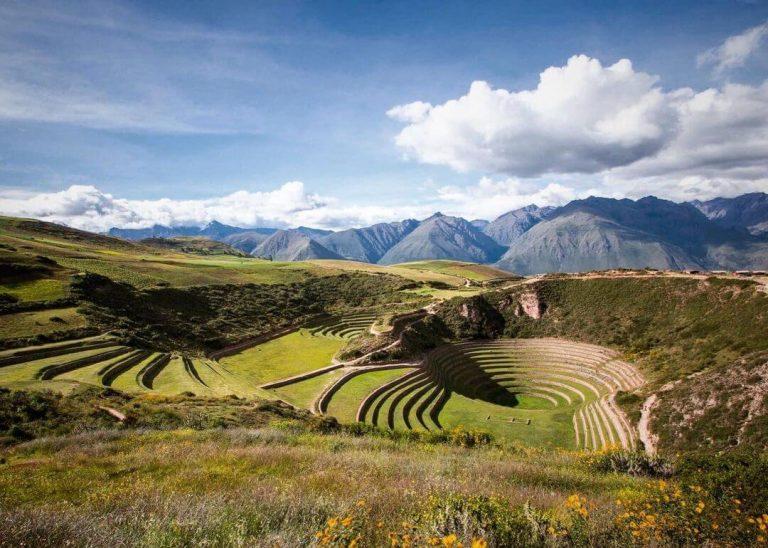 valle sagrado + Maras + Moray
